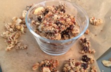 Granola with Dried Fruits